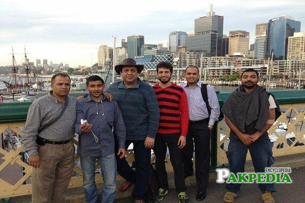 Sohail Ahmad age