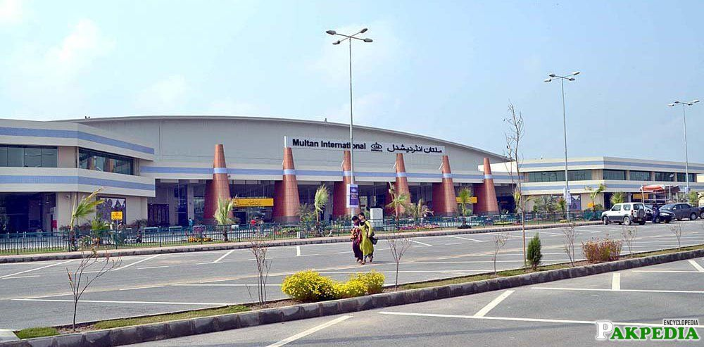 Multan international airport
