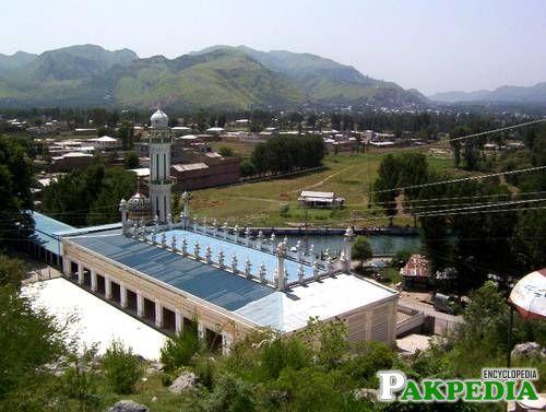 illyas Mosque Abbottabad