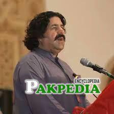 PTM leader Ali Wazir