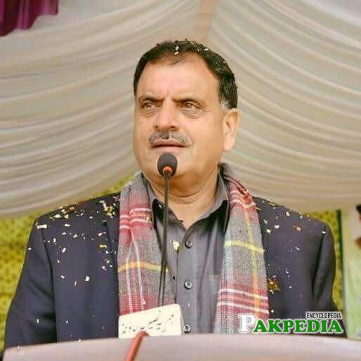 Raja Muhammad Javed ikhlas Biography