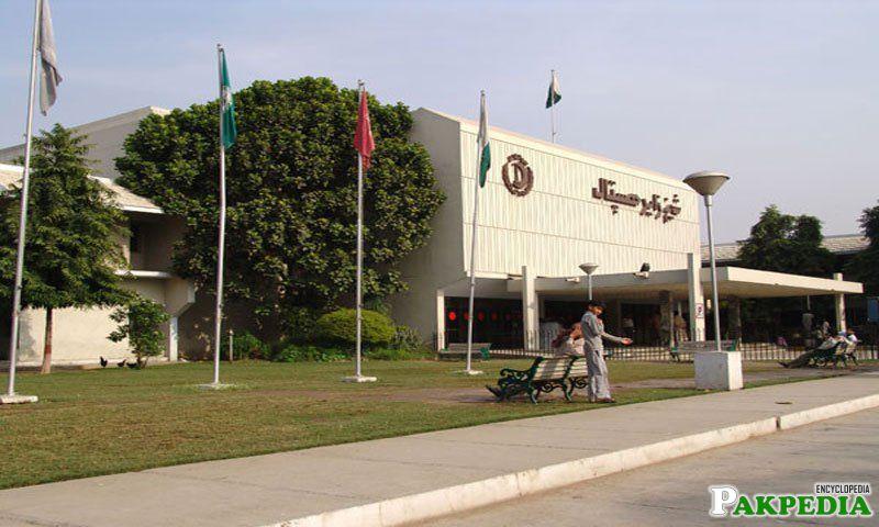 Kharan Shiekh Zayed Hospital