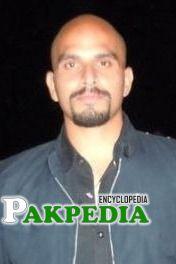 Junaid Zia in beard