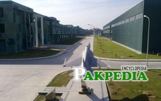 PAF Kamra JF17 Production Facility