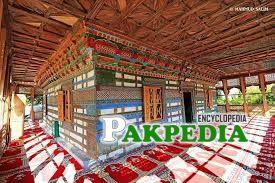 Masjid Chqchan means the Miraculous mosque