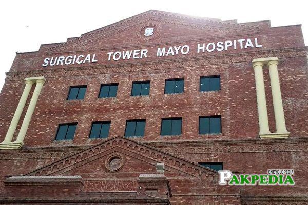 Mayo Hospital History