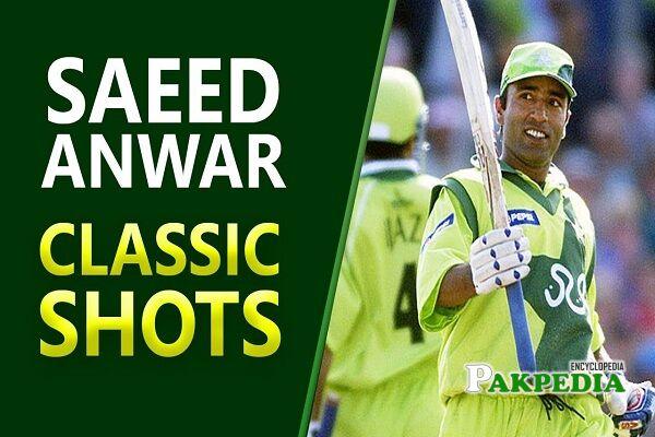 Saeed Anwar stats