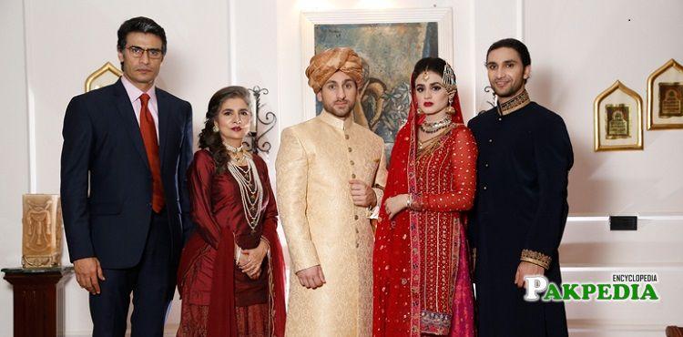 Ahad Raza Mir dramas 'Yaqeen ka safar'