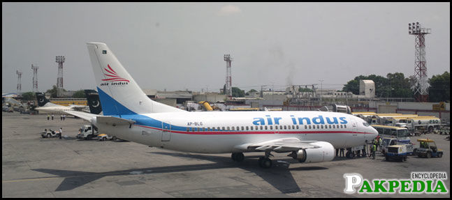 CAA bars Air Indus from flight operations