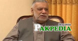 Former Prime Minister Zafarullah khan