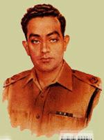 Raja Aziz Bhatti army oficer