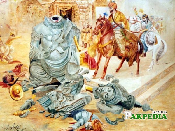 Mehmud ghaznavi attack on Somnat Mandar