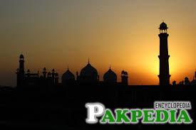 Badshahi mousque in Lahore