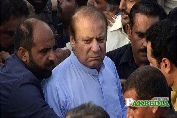Nawaz Sharif disqualification