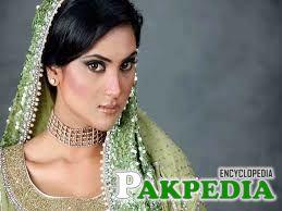 Fiza Ali started her modeling career