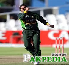 Anwar Ali in Action
