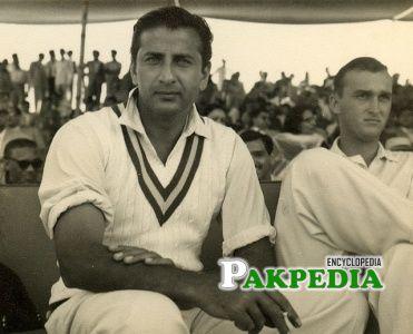 Pakistani Batsman