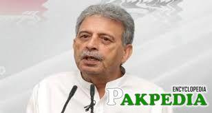 Rana Tanveer Hussain good Leader