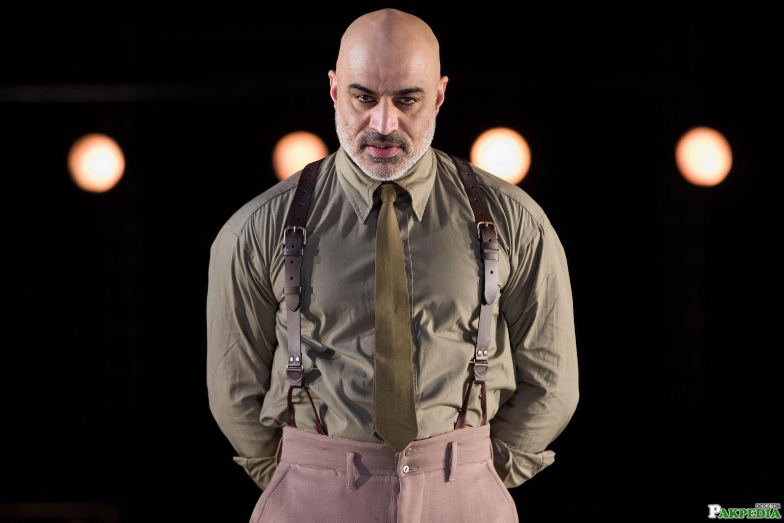 Faran Tahir is a great actor