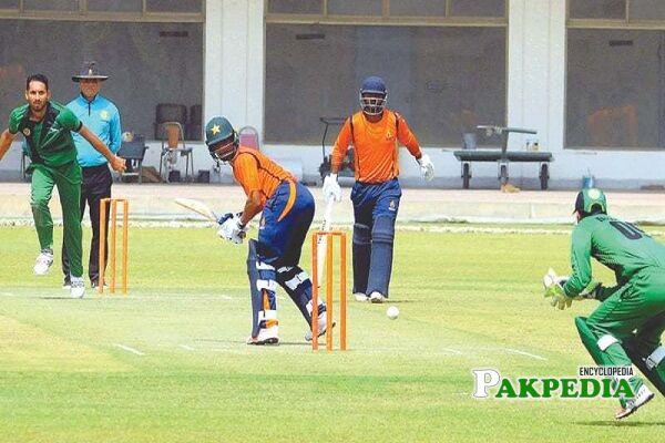 Shakeel Ansar cricketer