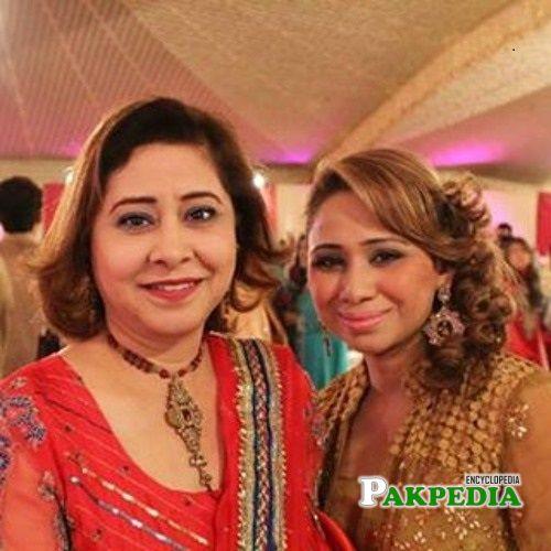 Zulfiqar Bachani wife Hafsa Bachani