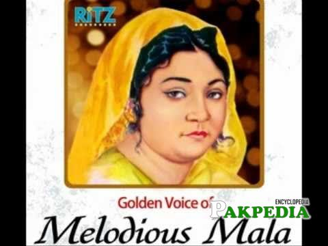 Golden voice of melodious Mala