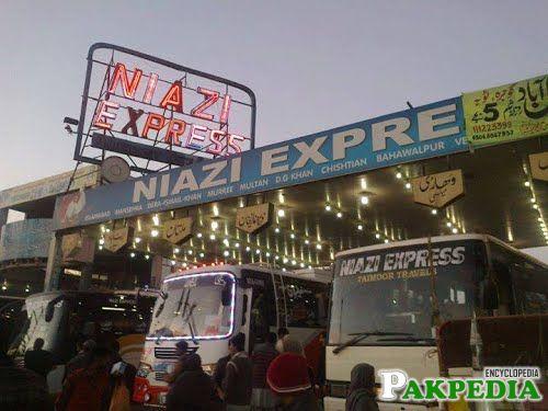 Niazi Express found in 1990