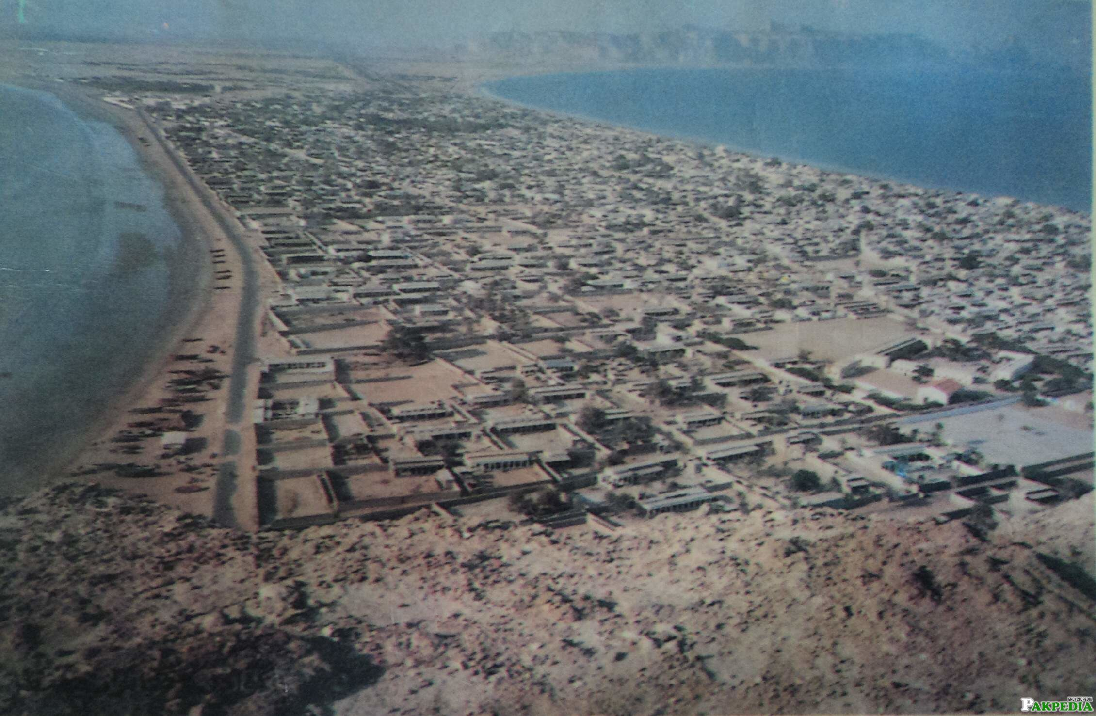 Gwadar Under Construction