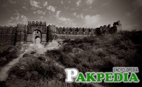 Rohtas Fort old History