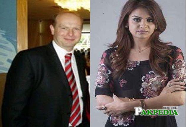 Sadia Afzal family