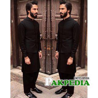 Actor and Model Nabeel Zuberi