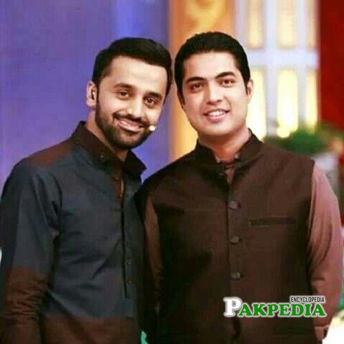 Iqrar ul Hassan and Waseem Badami