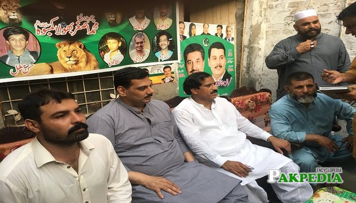 Imran Khalid Butt elected as MPA