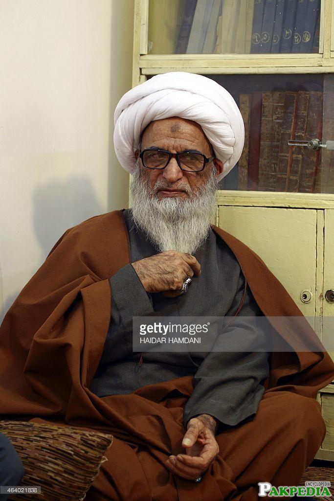 Hafiz Bashir Najafi