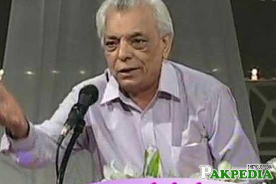Riaz ur Rehman Saghar was a self-made man