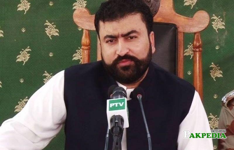 Mir Sarfraz Ahmad Bugti