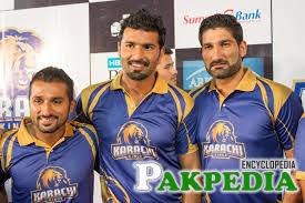 Sohail Tanvir Karachi King