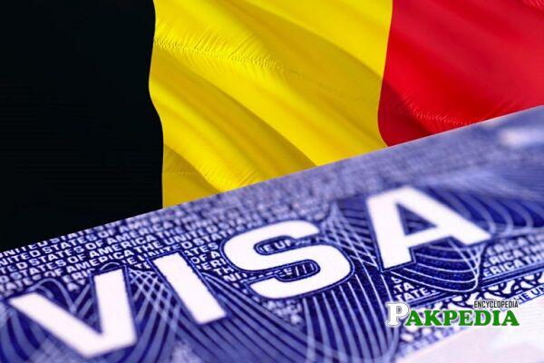 Pakistan Belgium Visa