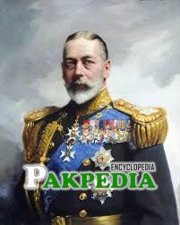Kin of England- George V
