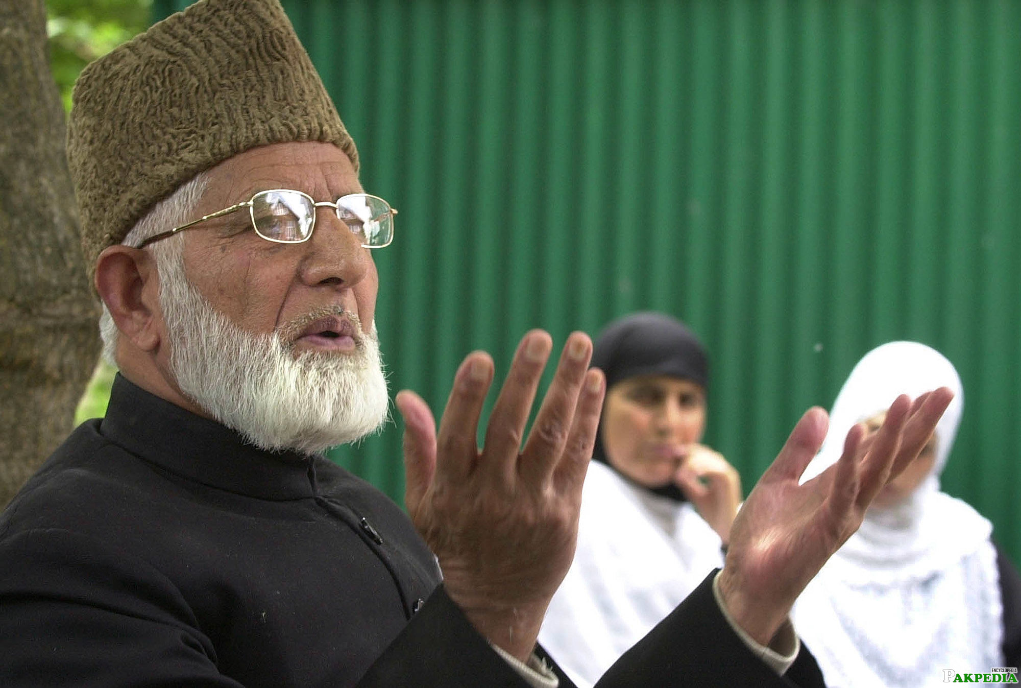 Syed Ali Shah Geelani Kashmiri Leader