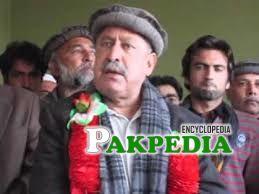 Senator Ahmad Hassan