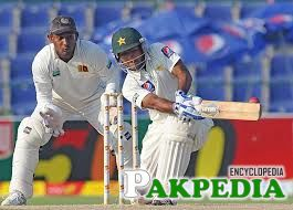Asad Shafiq Hitted Hard
