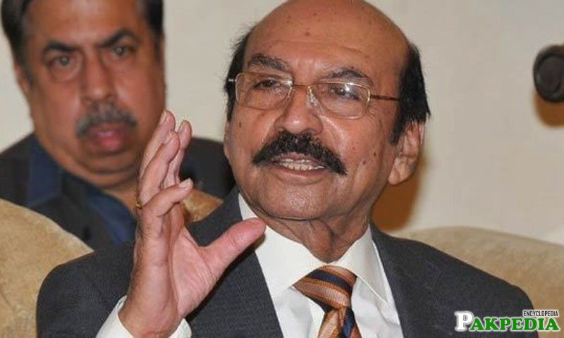 Goverment of Sindh Ex CM