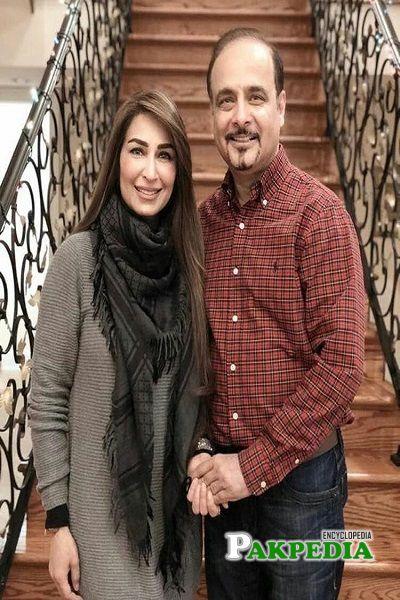 Reema Khan Family
