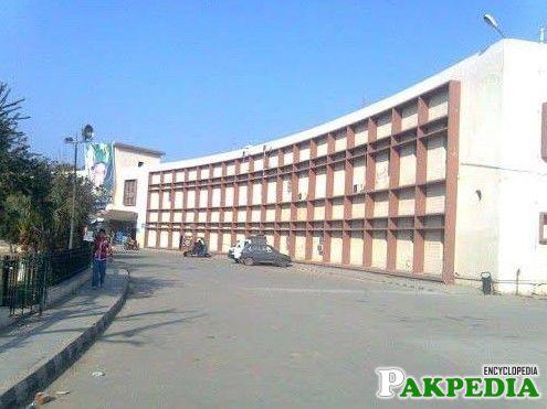 Civil Hospital Sialkot