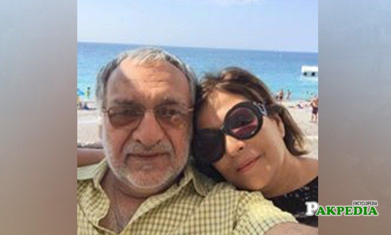 Hazar khan and his wife found dead in their house