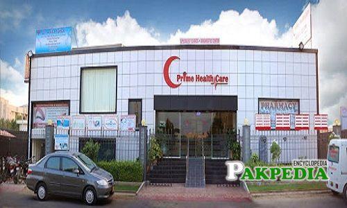 Prime Care Hospital Faisalabad