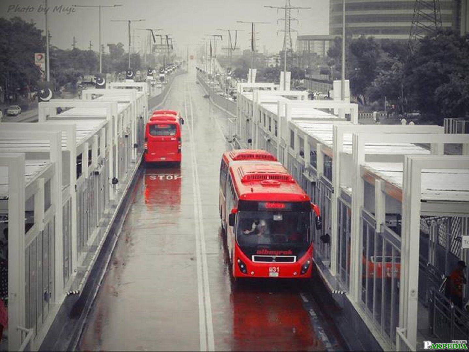 Lahore Transport