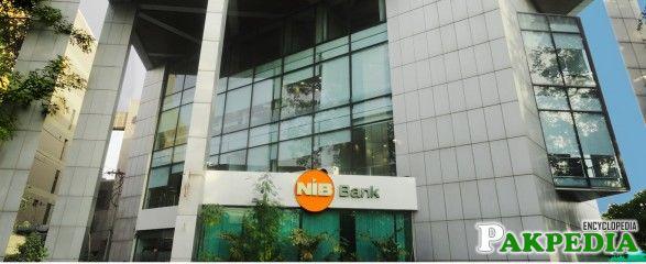 NIB Bank Builiding