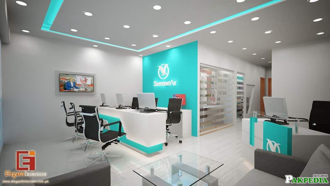 SereneAir sales office